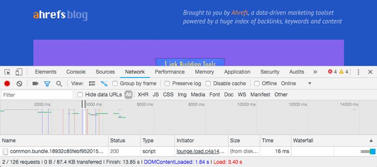 Chrome DevTools ابزار رایگان سئو 2020
